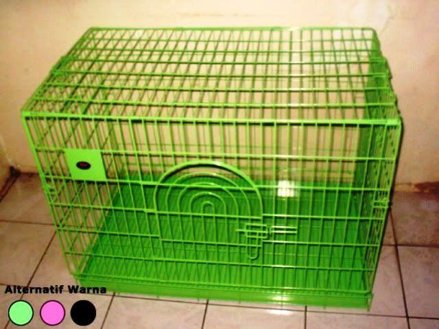 Kandang Kucing dari Besi Alumunium - www.kucing.biz 0dcdebb029