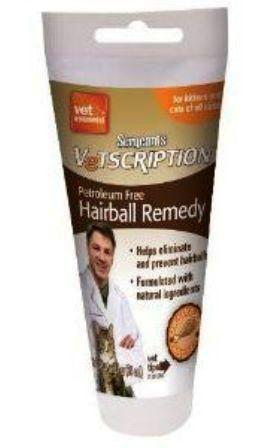 mengatasi hairball